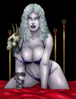 Undead Sexy by Romey1973