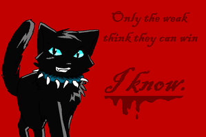 Scourge - I know by Spottedfire-cat