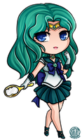Sailor Neptune by LostAdopt