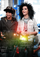Edition: Bill and Tom Kaulitz by schaferlisting
