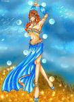 Dancing queen Nami by N1colle97