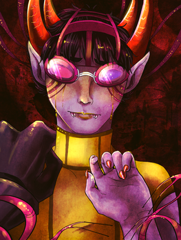 Your name is SOLLUX CAPTOR... by Pepperzy