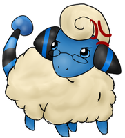 ProtonJon is Mareep by Anime-Gamer-Girl