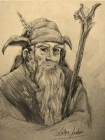 Radagast the Brown by Sherlockian
