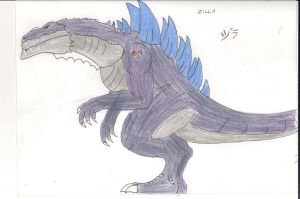 G Reborn ZILLA by KingShisa08