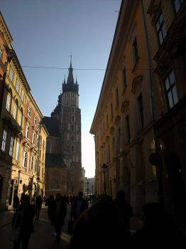Cracow by Darsse
