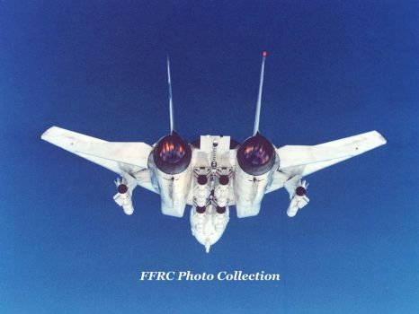 F-14A  BuNo 157990 PMTC 211 by fighterman35