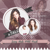 Lucy Hale (34) PNG Pack by 4ever29