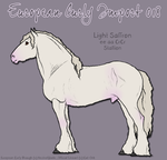 European Curly Import 018: CLOSED by WhiteStagRanch