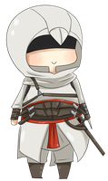 Altair by xwood-peckerx