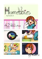 Homebbies 42 Sockspicious, Without a trace by KimiK-A