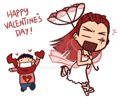 Happy Valentines' Day by london16