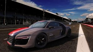 2013 Audi R8 Plus by melkorius