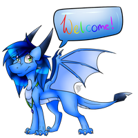 New ID! by WinterTheDragoness