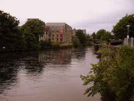 River Corrib by Refract