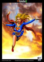 Supergirl by patokali