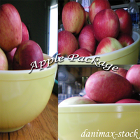 Apple Stock Package by danimax-stock