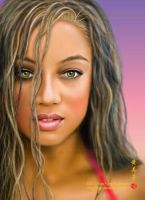 Tyra Banks by MayFong
