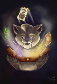 Hearthstone Wishko by Nathrezija