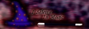 I Believe In Magic by LightningIsMyName
