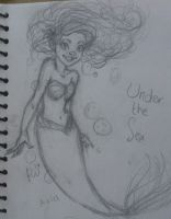 Under the sea by charliethestargazer