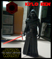 Star Wars: Kylo Ren (Action Figure) by fORCEMATION