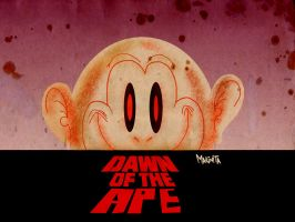 Dawn of the Ape by Makinita by Makinita