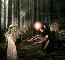 good fae vs. bad fae by smv84