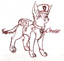 Chase by FuneralDyingheart