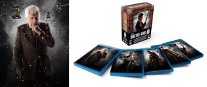 Doctor Who - 50th Anniversary Blu-Ray: Extra Cover by willbrooks