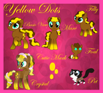 MLP-Yellow Dots (ref ) by AlphaPower
