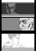 Bio Page for Punch Up by ComicMunky