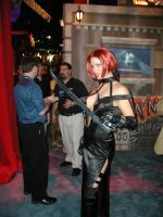 Booth Babe for Bloodrayne 2 by djtyrant