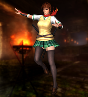 Kasumi(Asuka) Dead or Alive 5 Last Round by XKamsonX
