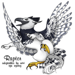 Harpy Eagle - Custom by rice-chex