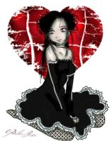 .+. My Little Broken Heart .+. by Shiki-Tenken