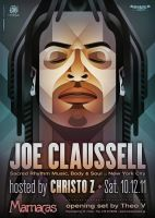 Joe Claussell At Mamacas by prop4g4nd4