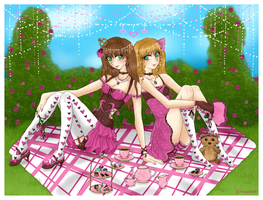 Contest - .:+Secret Sister's Tea+:. by Kitty-Vamp