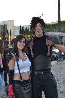 Tifa and Zack by RinoaHeartilly17