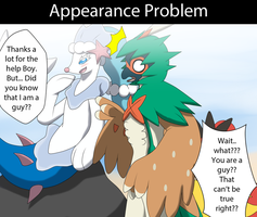 Appearance Problem by Avianine