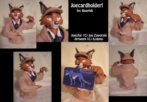 Joecifur Sculpture by Quaylak