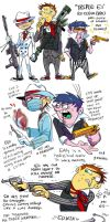 Ed, Edd, n Eddy (official character design post) by C2ndy2c1d