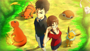 Pokemon Trainers by Gugarts