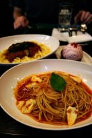 pronto the best spaghetti ever by l337Jacqui