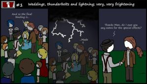 Thunder bolts and lightning by unicycleofviolence