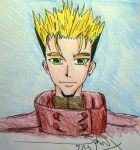Vash the Stampede by Sphinx47
