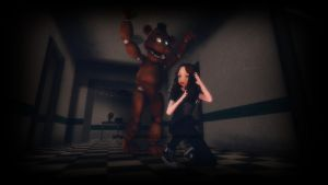 MMD- Five Nights at freddy's... by yadidoll21