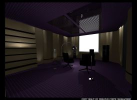 Speakers demo room by taowangus
