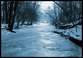 Frozen rapids by mr-sarcastic1984