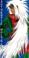 Authentic White by jesterry